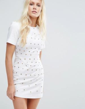 Little White Lies Платье Liah. Цвет: белый