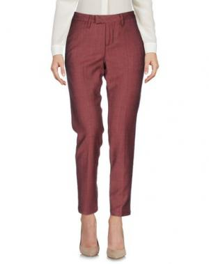 Повседневные брюки HAIKURE. Цвет: пастельно-розовый