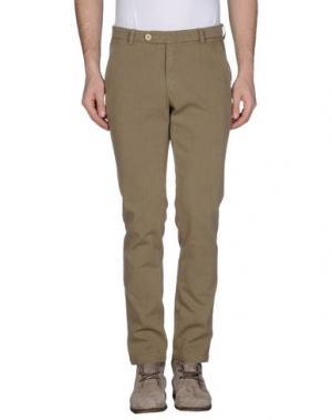 Повседневные брюки AUTHENTIC ORIGINAL VINTAGE STYLE. Цвет: зеленый-милитари
