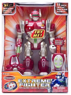 Робот Экстремальный воин Hap-P-Kid. Цвет: темно-красный, золотистый