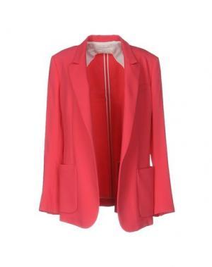 Пиджак AQUILANO-RIMONDI. Цвет: фуксия