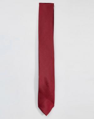 Michael Kors Галстук из 100% шелка. Цвет: красный