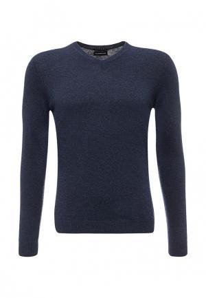 Пуловер Sisley. Цвет: синий