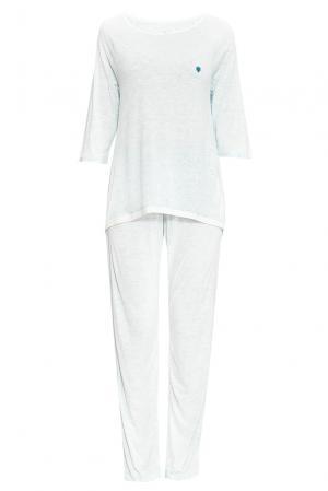 Комплект из вискозы (джемпер и брюки) 170131 Blackspade