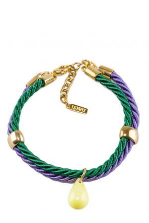 Браслет 117052 Nach Jewellery. Цвет: разноцветный