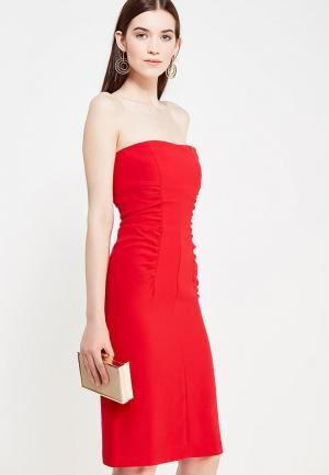 Платье Tsurpal. Цвет: красный