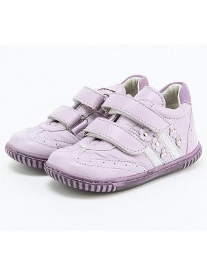 Ботинки King Boots. Цвет: сиреневый
