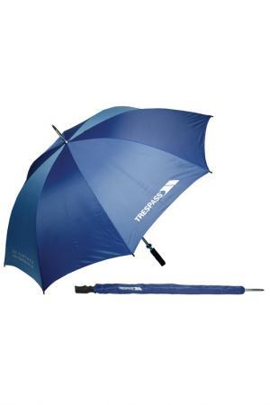 Зонт Trespass. Цвет: синий