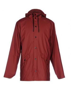 Куртка KILT HERITAGE. Цвет: красно-коричневый