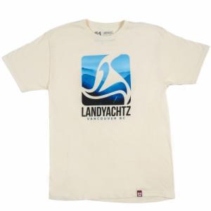 Sale VANCOUVER SQUARE LOGO Landyachtz. Цвет: beige