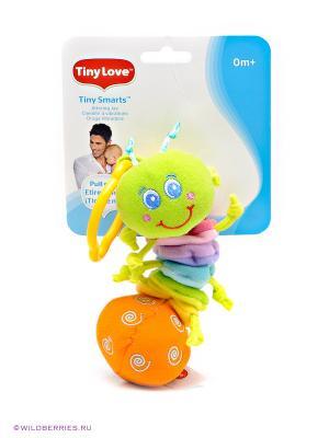Подвеска Гусеничка Tiny Love. Цвет: салатовый