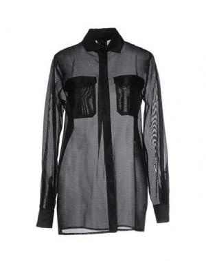 Pубашка GAETANO NAVARRA. Цвет: черный