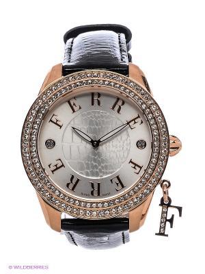 Часы Ferre Milano. Цвет: серебристый