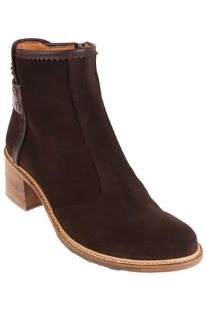Ботинки Chie Mihara. Цвет: коричневый