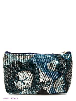 Кошелек Migura. Цвет: синий, серый, черный