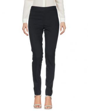 Повседневные брюки AMR AEMMERRE. Цвет: темно-синий