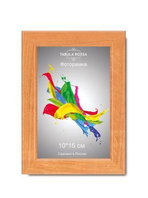 Фоторамка 10х15 №450 Tabula Rossa. Цвет: светло-оранжевый