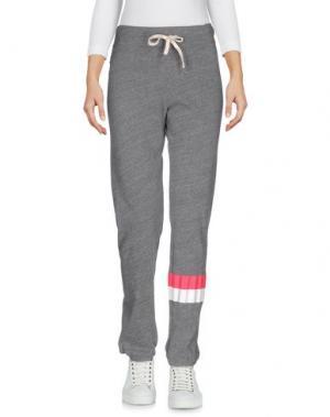 Повседневные брюки SUNDRY. Цвет: серый