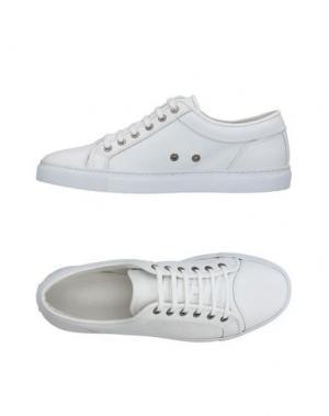 Низкие кеды и кроссовки ETQ AMSTERDAM. Цвет: белый