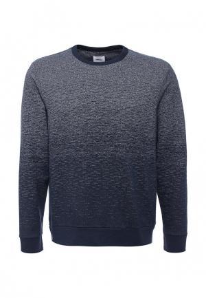 Свитшот Burton Menswear London. Цвет: синий