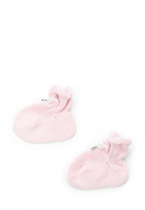 Носки Míacompany. Цвет: розовый