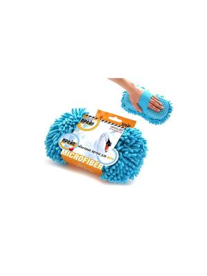 Автогубка ДРАЙВ 23х10,5х5,5см Elff Ceramics. Цвет: голубой