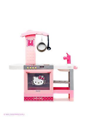 Кухня Hello Kitty Smoby. Цвет: розовый