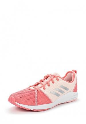 Кроссовки adidas Performance. Цвет: розовый