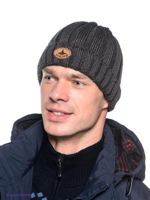 Шапка Viking caps&gloves. Цвет: антрацитовый