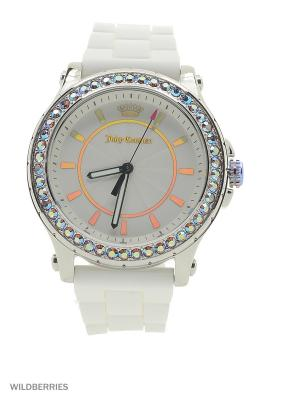 Часы Juicy Couture. Цвет: белый