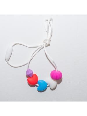 Слингобусы Краски лета. Цвет: фиолетовый, белый, красный