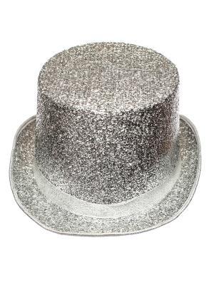 Шляпа Rio. Цвет: серебристый