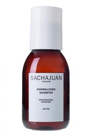 Нормализующий шампунь, 100 ml Sachajuan. Цвет: без цвета