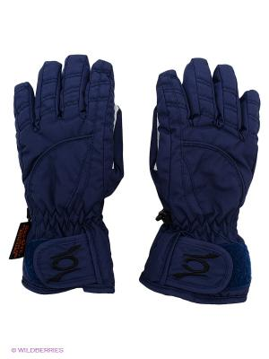 Перчатки CACAO. Цвет: темно-синий