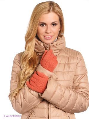 Перчатки Modo. Цвет: оранжевый