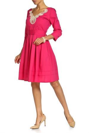 Платье Beatrice. B. Цвет: розовый