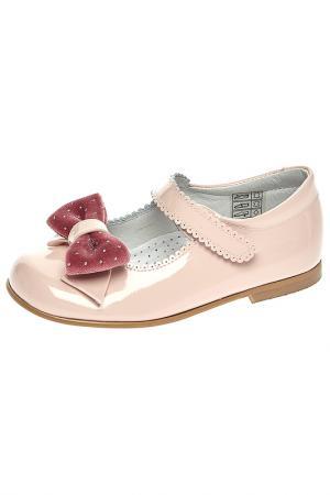 Туфли TNY. Цвет: розовый