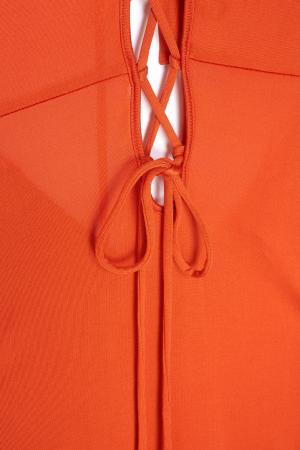 Накидка Traci Agent Provocateur. Цвет: оранжевый