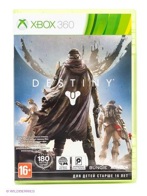 Destiny. Рус. док. (Xbox 360) НД плэй. Цвет: голубой, черный, серый