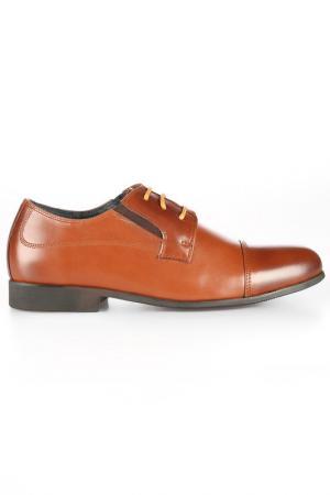 Туфли Vitacci. Цвет: коричневый (big)