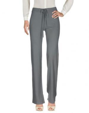 Повседневные брюки BP STUDIO. Цвет: серый