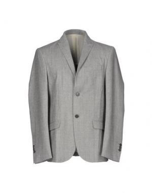 Пиджак UNIFORMS FOR THE DEDICATED. Цвет: светло-серый