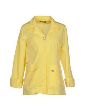 Пиджак MRESALE. Цвет: желтый