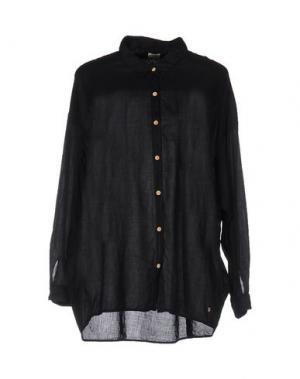 Pубашка DES PETITS HAUTS. Цвет: черный