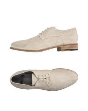 Обувь на шнурках FRU.IT. Цвет: бежевый