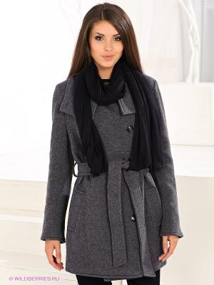 Пальто Isabel de Pedro. Цвет: серый