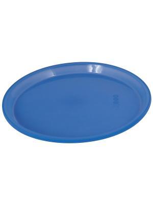 Форма для пиццы Regent inox. Цвет: синий