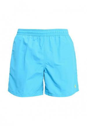 Шорты для плавания Polo Ralph Lauren. Цвет: голубой