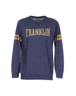 Толстовка FRANKLIN & MARSHALL. Цвет: темно-синий