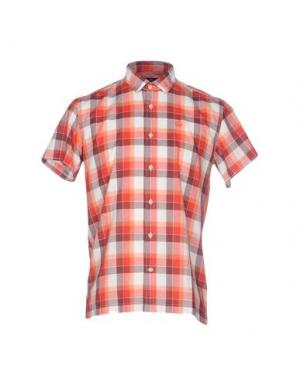 Pубашка DUCK AND COVER. Цвет: красный